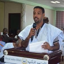 محمد محفوظ المختار – ناشط سياسي