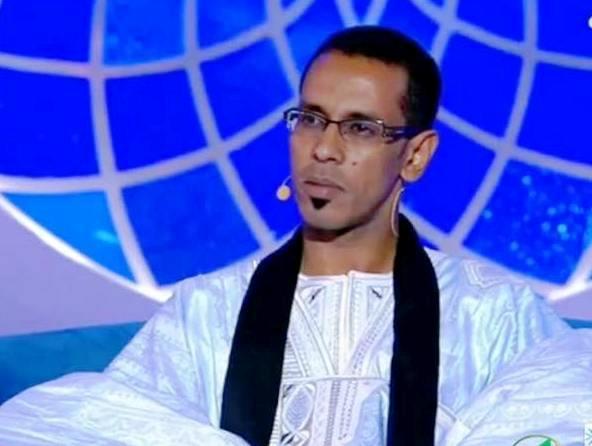 الشاعر الموريتاني محمد ولد إدوم
