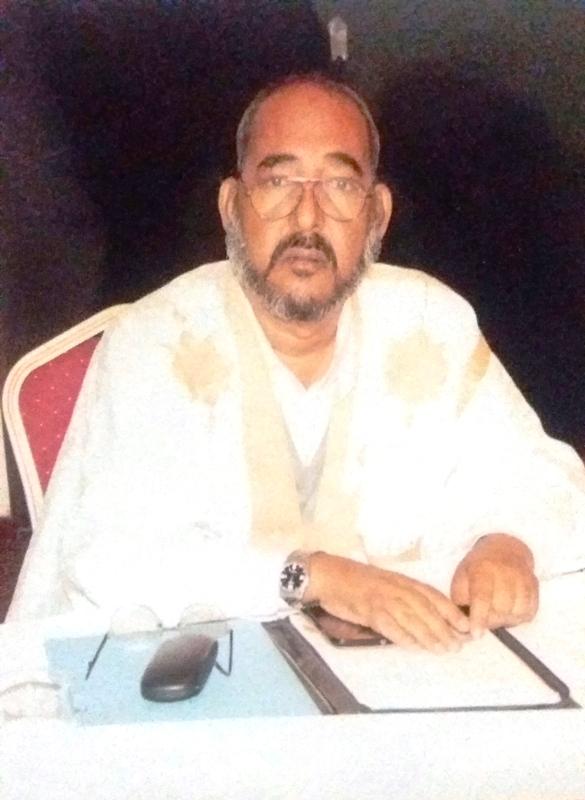 الأستاذ المفتش: محمد المختار بن خدي الملقب يربى